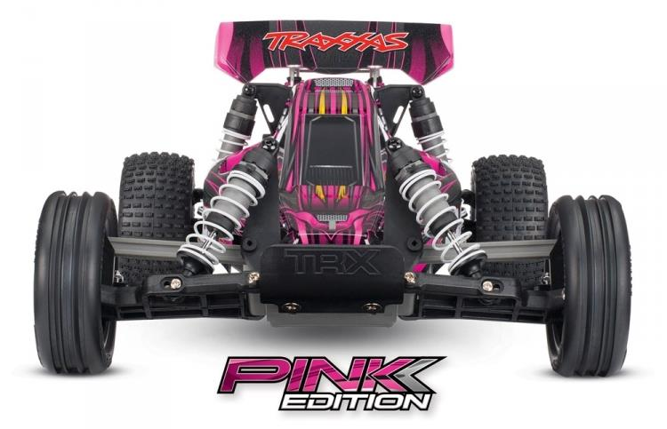 Traxxas Bandit 1/10 2WD Courtney Force/Pink - RTR