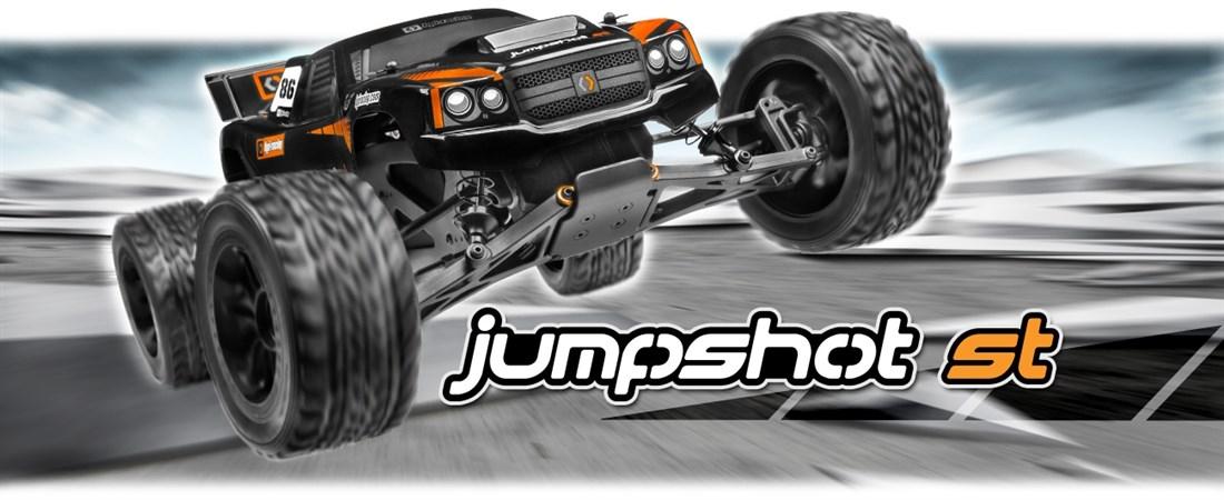 HPI Jumpshot Stadium Truck 2WD RTR