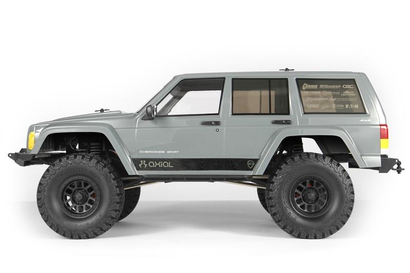 Axial SCX10 II - Jeep Cherokee - RTR