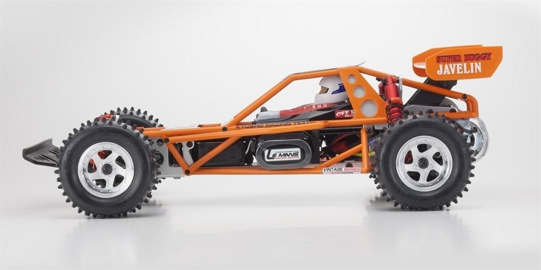 Kyosho Javelin 1/10 4WD Kit