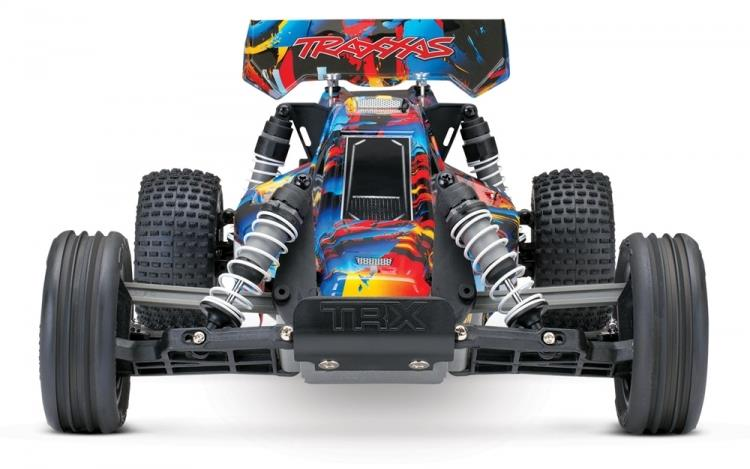 Traxxas Bandit 1/10 2WD TQ RTR u/batteri