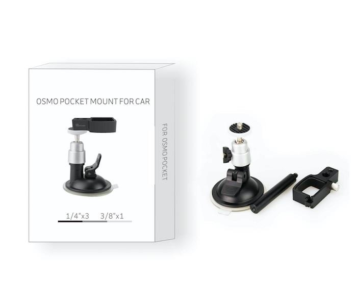 Car Suction Cup for Osmo Pocket