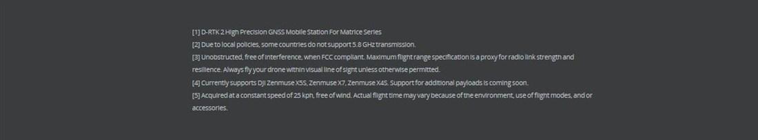 DJI Matrice 210 V2 Combo