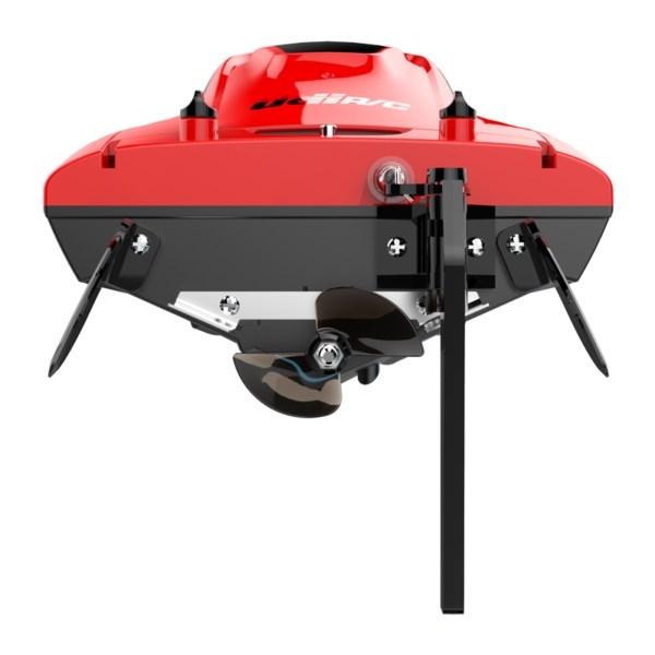 UDI Rapid RC Båt - Rød 2.4GHz