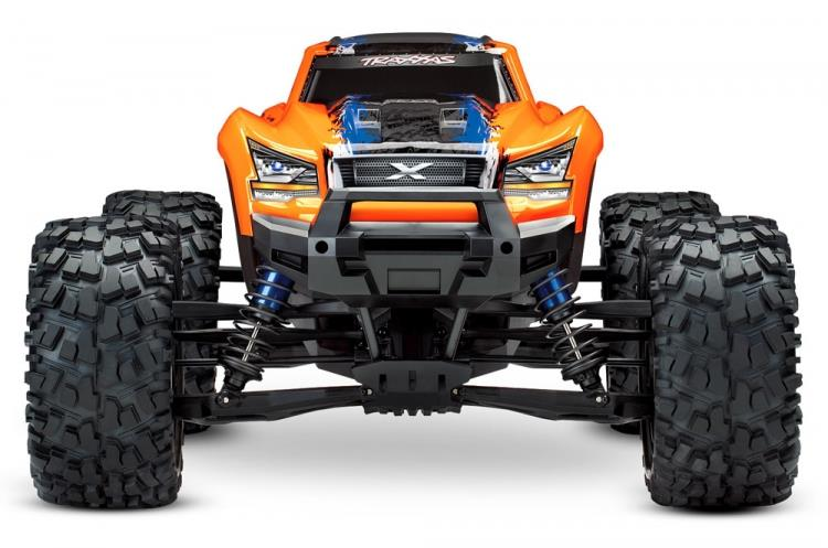 Traxxas X-Maxx 8S Brushless 4WD TSM Orange-X