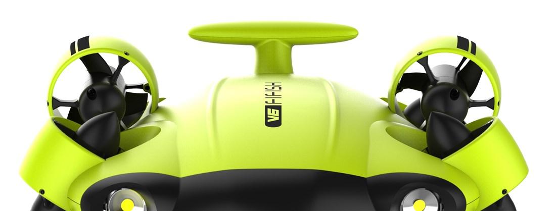 FIFISH V6 100m - Undervannsdrone/ROV