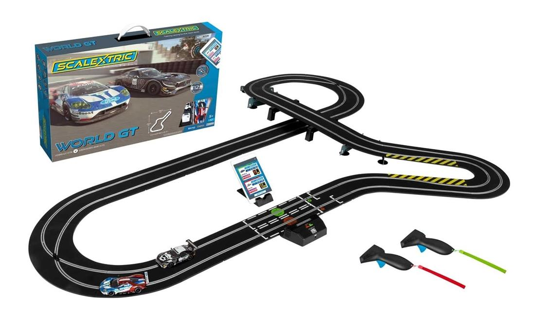 Scalextric Bilbane - ARC Air World GT
