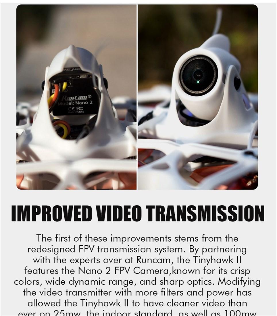 EMAX Tinyhawk II Brushless FPV RTF