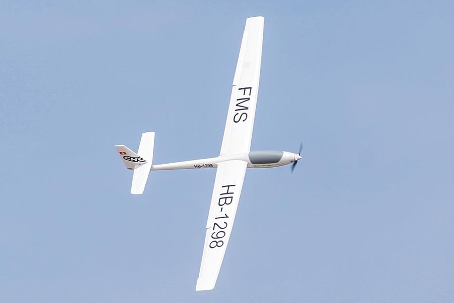 FMS ASW-17 Electric Glider 2500mm PNP