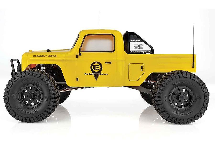 Element Enduro Ecto Trail Truck 4X4 1/10 RTR