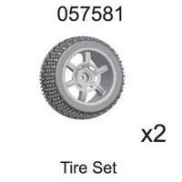 NR-057581 Tire Set TB2 Orange 2pcs