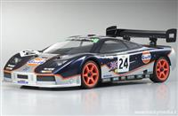 Kyosho Fazer EP 4WD McLaren F1 Gulf Readyset