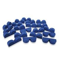 SpotOn Wire Keeps 4mm Blue (20pcs)