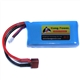 3s 1300mAh - 30C - Kong Power  m/Deans