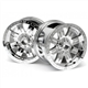 HPI-3262 Ringz Wheel - Shiny Chrome
