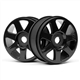 HPI-103677 V7 Wheel Black 42x83mm