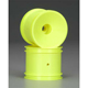 PD2324-Y TTR 17mm Dishwheel Yellow ST-1 1pr