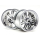 HPI-3138 8 spoke wheel savage 2pcs