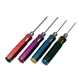 HZ024T Hexagon Screw Driver(4pcs)