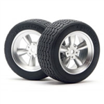 HPI-4797 Vintage Racing Tyre 31mm 2stk dekk