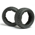 HPI-4837 Tarmac Buster Tire M Compound Baja Front