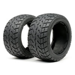 HPI-4840 Tarmac Buster Tire M Compound Baja Rear