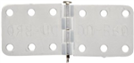 DB119 Small Nylon Hinges 15stk