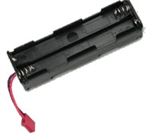 Futaba batteriholder for 8AA batterier