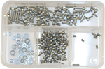 Align TRex 250 Stainless Screw Kit