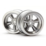 HPI-3820 Vintage 5 Spoke Wheel 31mm (wide) Matte