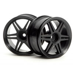 HPI-3801 12 Spoke Corsa Wheel 26mm 3mm offset