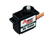 Power HD -1600A Analog 1.2 kg 6.0 g