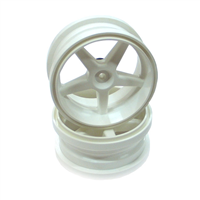FG-6105/2 FG Widened wheel (2pcs)