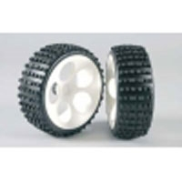 FG-60215/05 Baja tires Medium Front Narrow 2 pcs