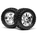 HPI-4728 Mounted Goliath Tire