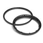 HPI-3271 HeavyDuty Wheel Locking Ring Black