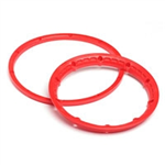HPI-3275 HeavyDuty Wheel Locking Ring Red