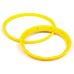 HPI-3277 HeavyDuty Wheel Locking Ring Yellow