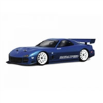 HPI-7482 Mazda RX-7 FD3S Body 200mm