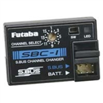 Futaba S.Bus channel setting tool SBC1-003