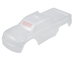 TRX-3617 Stampede Clear Body