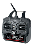 Hitec Optic 5 2.4GHz med mottaker