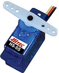Hitec HS-55 feather servo