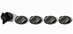 Scalextric C8312 - Easy Fit Guide Blade Pack