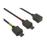 FCHD41 - FlyCamOne HD - Y-Cable 10pin M - 10pin M