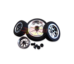SpotOn FlyWheelz Alu Hub Light Foam Wheel 2.5inch