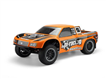 HPI-104865 Baja 5SC-1 Truck Clear Body (trimmed)