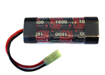 7.2V 1600mah Battery Pack for Mini Recon