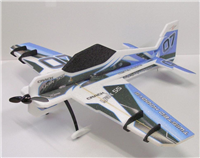 RCF Backyard Crack Yak 55 EPP Kit - Blue