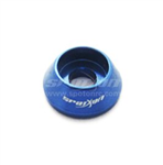 SpotOn Washer for Cap bolt (M3/4-40) Blue TRA-012